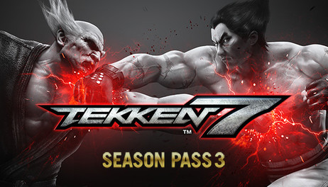Купить TEKKEN 7 - Season Pass 3