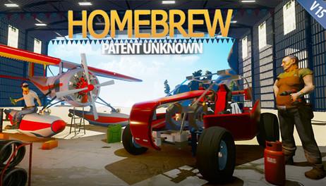 Купить Homebrew - Patent Unknown