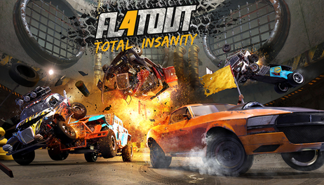 Купить FlatOut 4: Total Insanity