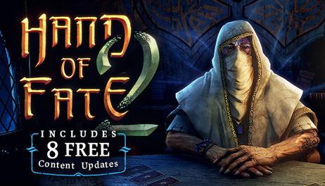 Купить Hand of Fate 2