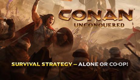 Купить Conan Unconquered