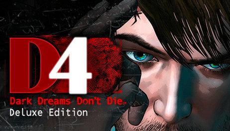 Купить D4: Dark Dreams Don't Die -Season One- Deluxe Edition