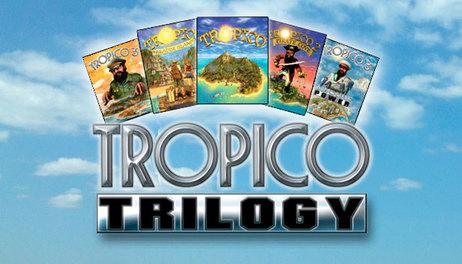Купить Tropico Trilogy