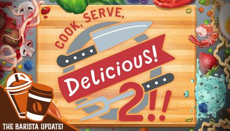 Купить Cook, Serve, Delicious! 2!!