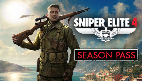 Купить Sniper Elite 4 - Season Pass