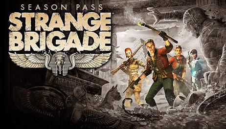 Купить Strange Brigade - Season Pass