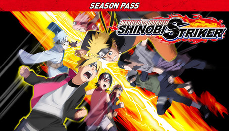 Купить NARUTO TO BORUTO: SHINOBI STRIKER Season Pass