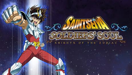 Купить Saint Seiya: Soldiers' Soul