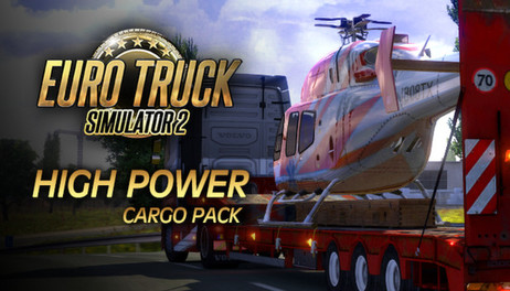 Купить Euro Truck Simulator 2 - High Power Cargo Pack
