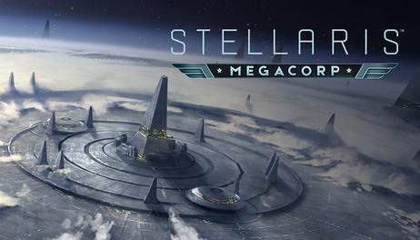 Купить Stellaris: MegaCorp