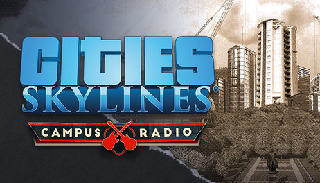 Купить Cities: Skylines - Campus Radio