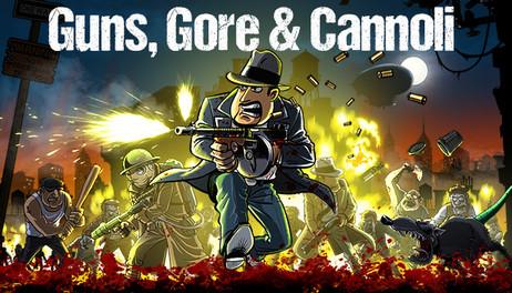 Купить Guns, Gore & Cannoli