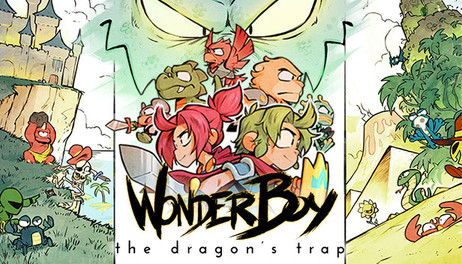 Купить Wonder Boy: The Dragon's Trap