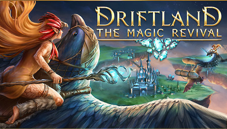 Купить Driftland: The Magic Revival