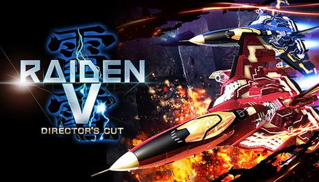 Купить Raiden V: Director's Cut