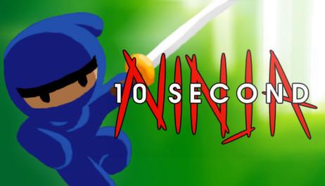 Купить 10 Second Ninja