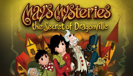 Купить May's Mysteries: The Secret of Dragonville