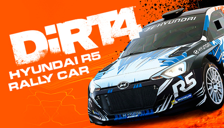 Купить DiRT 4 Hyundai R5 rally car