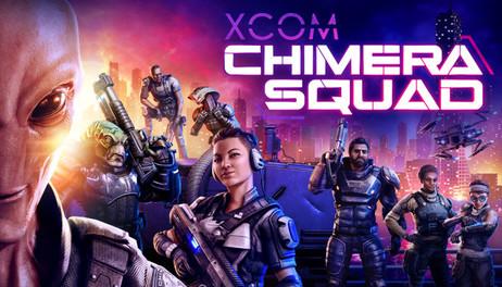 Купить XCOM: Chimera Squad