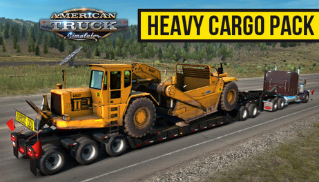 Купить American Truck Simulator - Heavy Cargo Pack