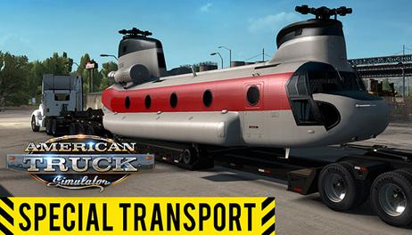Купить American Truck Simulator - Special Transport