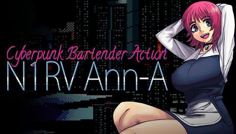 Купить N1RV Ann-A: Cyberpunk Bartender Action