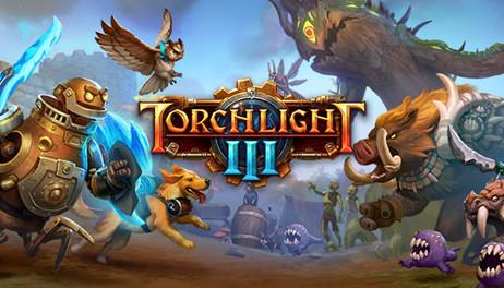 Купить Torchlight III