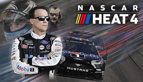 Купить NASCAR Heat 4
