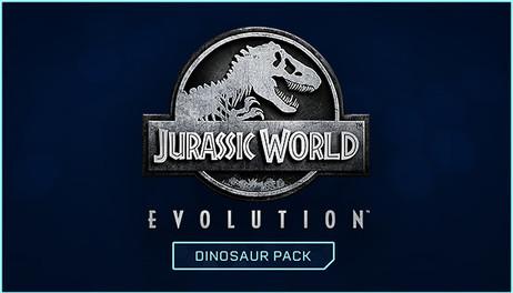 Купить Jurassic World Evolution - Deluxe Dinosaur Pack