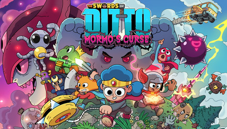 Купить The Swords of Ditto: Mormo's Curse