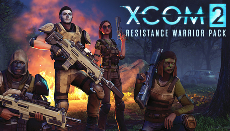 Купить XCOM 2: Resistance Warrior Pack