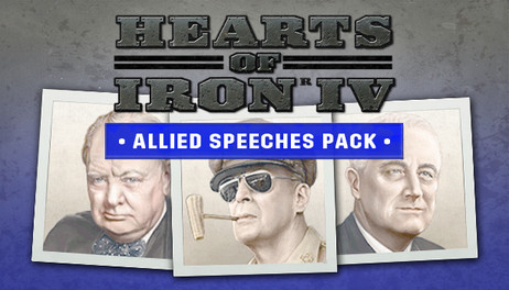Купить Hearts of Iron IV: Allied Speeches Music Pack