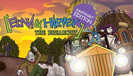Купить Edna & Harvey: The Breakout - Anniversary Edition