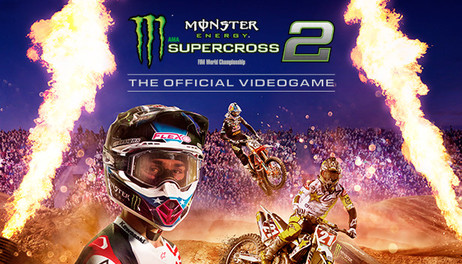Купить Monster Energy Supercross - The Official Videogame 2