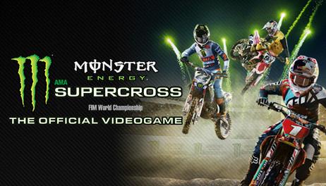 Купить Monster Energy Supercross - The Official Videogame