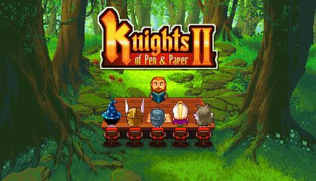 Купить Knights of Pen and Paper 2