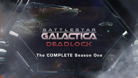 Купить Battlestar Galactica Deadlock Season One