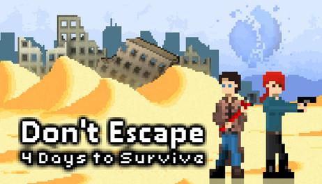 Купить Don't Escape: 4 Days to Survive