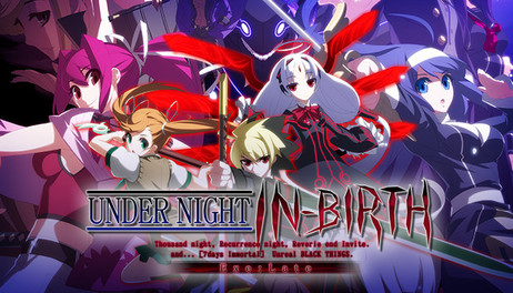 Купить UNDER NIGHT IN-BIRTH Exe:Late