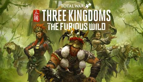 Купить Total War: THREE KINGDOMS - The Furious Wild