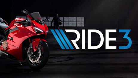 Купить RIDE 3