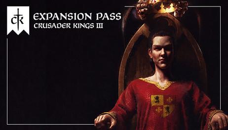 Купить Crusader Kings III: Expansion Pass