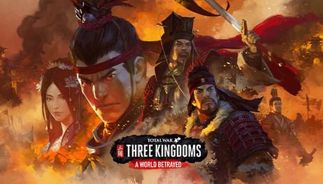 Купить Total War: THREE KINGDOMS - A World Betrayed
