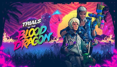 Купить Trials of the Blood Dragon