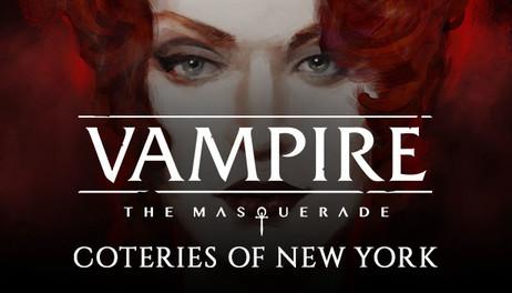 Купить Vampire: The Masquerade - Coteries of New York