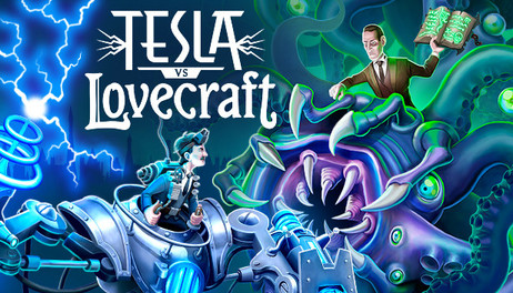 Купить Tesla vs Lovecraft
