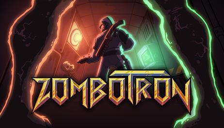 Купить Zombotron