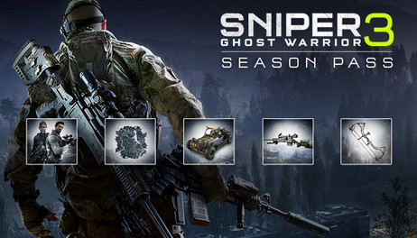 Купить Sniper Ghost Warrior 3 - Season Pass