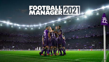 Купить Football Manager 2021