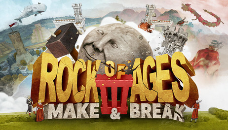 Купить Rock of Ages 3: Make & Break